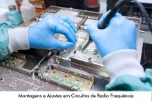 Montagens e Ajustes em Circuitos de Radio Frequência